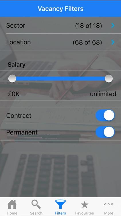 CTRL IT Job Search screenshot-4
