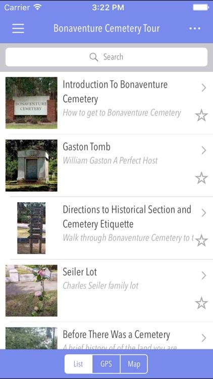 Bonaventure Cemetery Tour screenshot-4