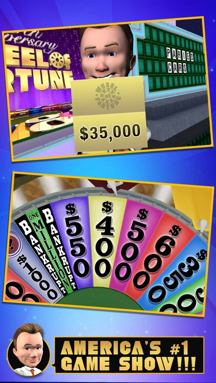 Wheel of Fortune (Official) - Endless Word Puzzles from America's #1 TV Game Show screenshot-0