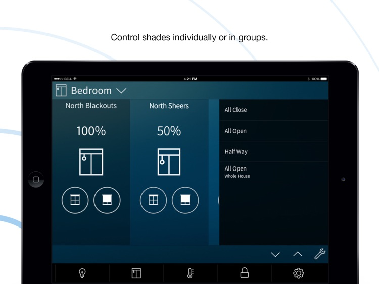 Crestron Pyng for iPad screenshot-1