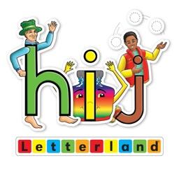 Letterland Stories HIJ