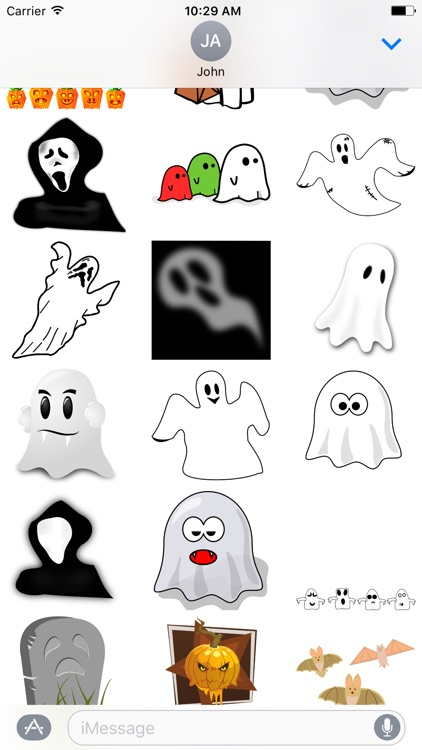 Mega Halloween Stickers Pack