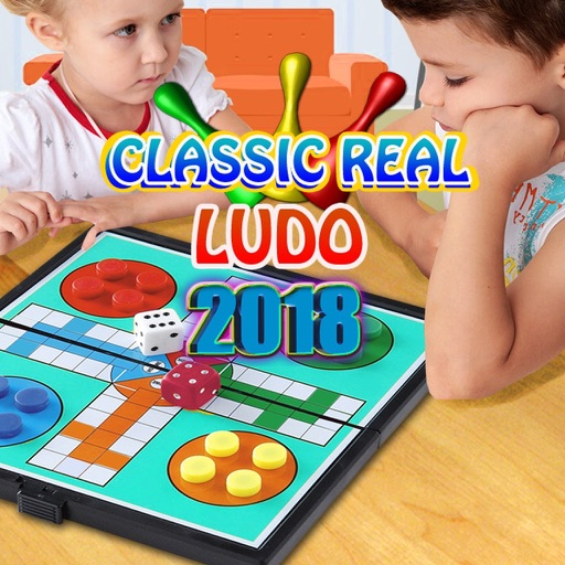 Classic Real Ludo 2018