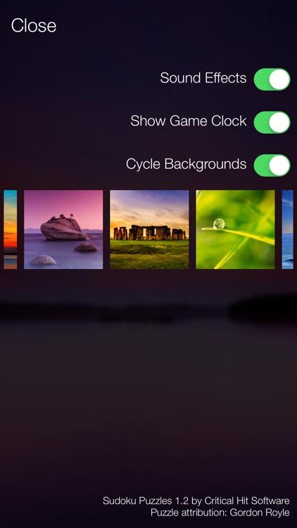 Sudoku Puzzle World screenshot-4