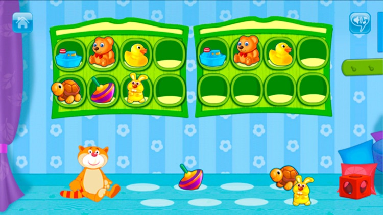 Playroom for kids and toddlers screenshot-3