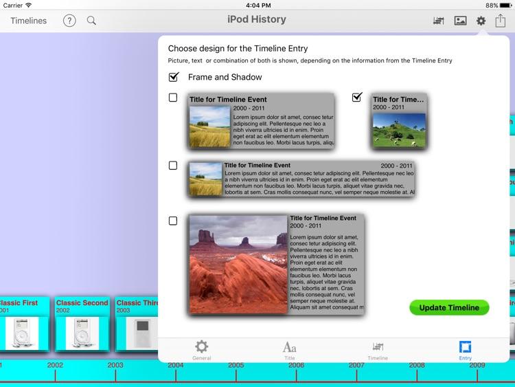 Timeline Maker screenshot-4