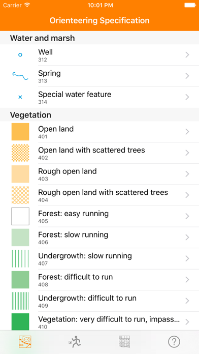 Orienteering Encyclopediaのおすすめ画像1