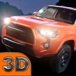 Night Ride: Offroad SUV 3D