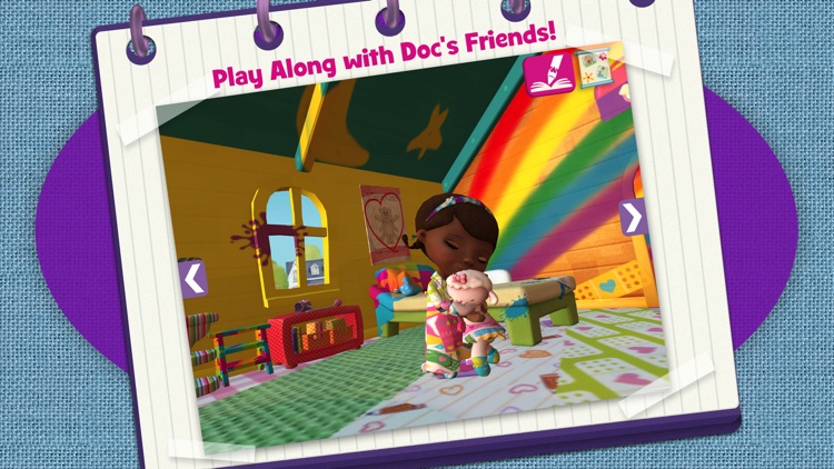 Doc McStuffins Color and Play screenshot-4