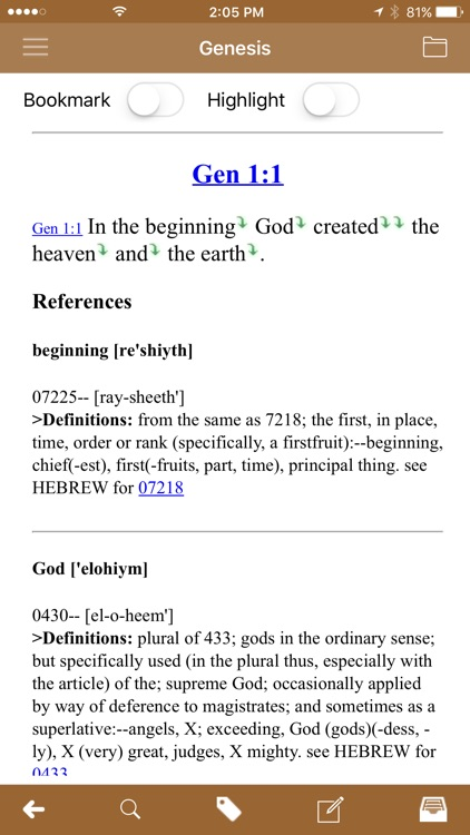 Bible Study Suite screenshot-4
