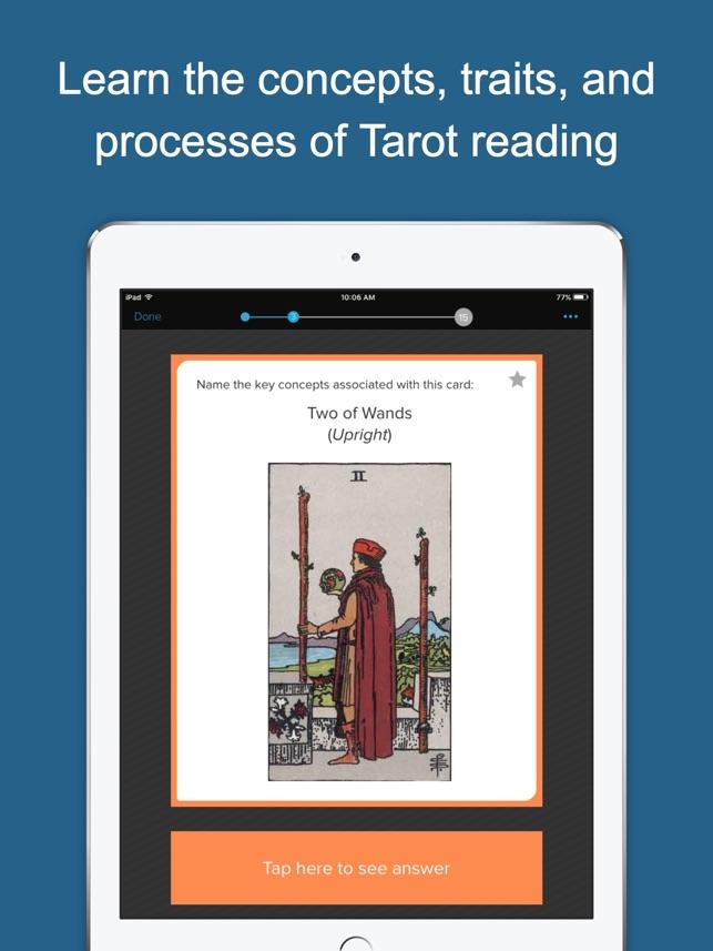 Tarot Card Memorizer on the App Store