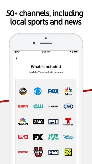 download YouTube TV apps 1