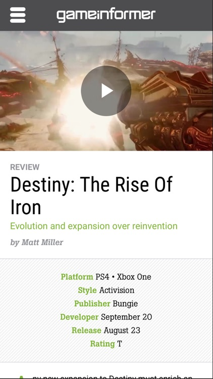 Game Informer screenshot-4