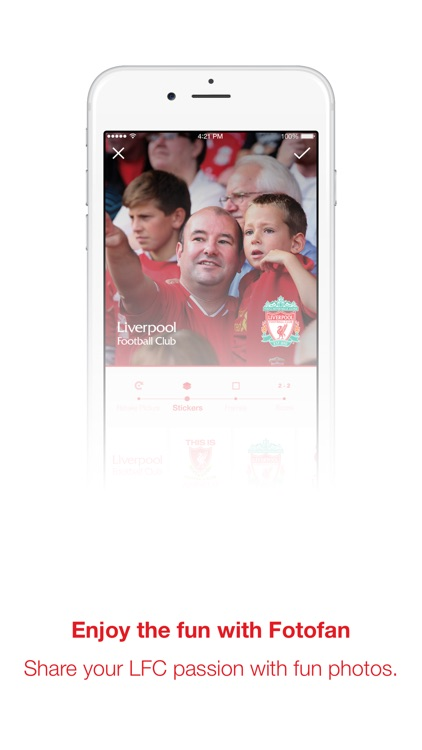 LFC Official App screenshot-3