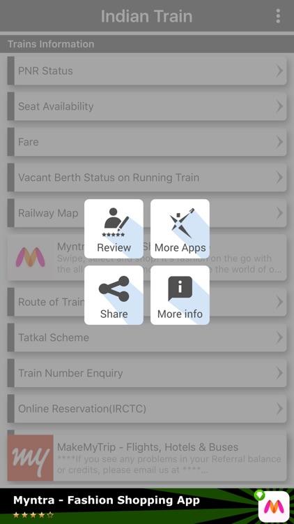 Indian Train screenshot-4