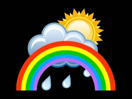 Weather Smileys stickers pack for iMessage