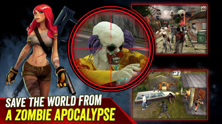 Zombie Hunter: FPS Apocalypse