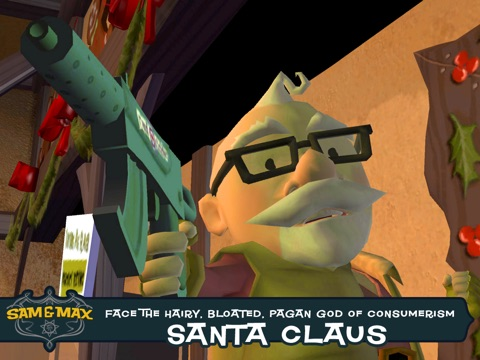 Screenshot #3 for Sam & Max Beyond Time and Space Ep 1