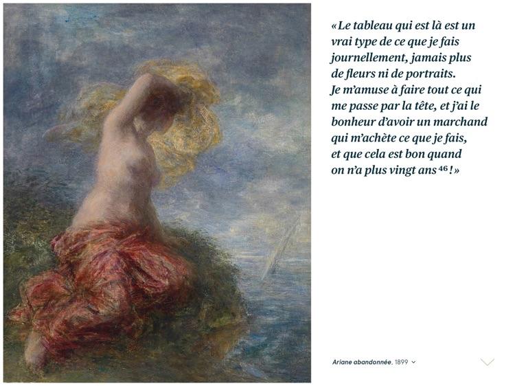 Fantin Latour, journal de l'artiste – L'e-album de l'exposition