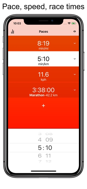 Paces - Easy Pace Conversions on the App Store