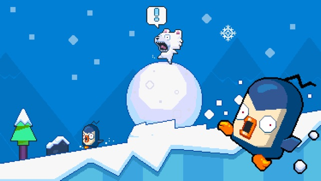 Roller Polar Screenshot