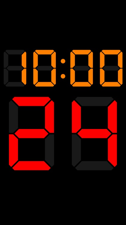 Basketball Shot Clock 24