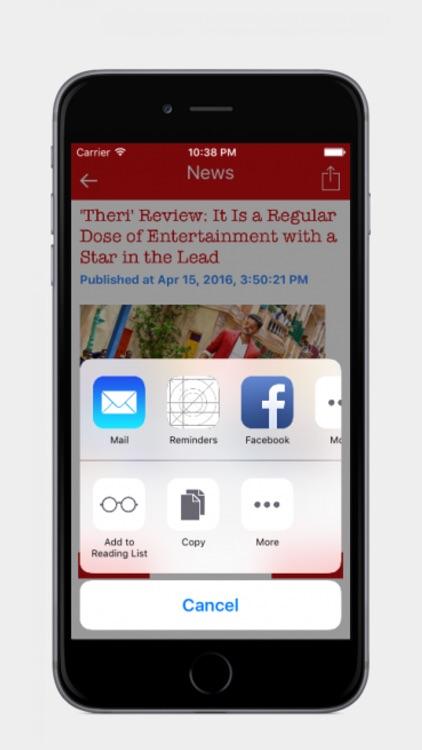 IBN News Live Update screenshot-3