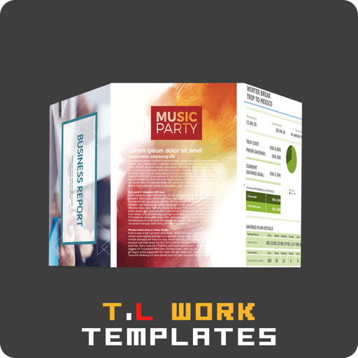 Templates buckets for iWork