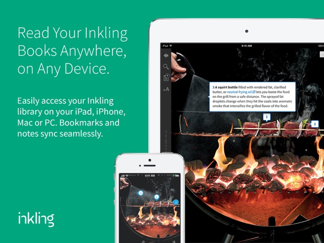 Ebooks by inkling on the app store ebooks by inkling on the app store fandeluxe Image collections