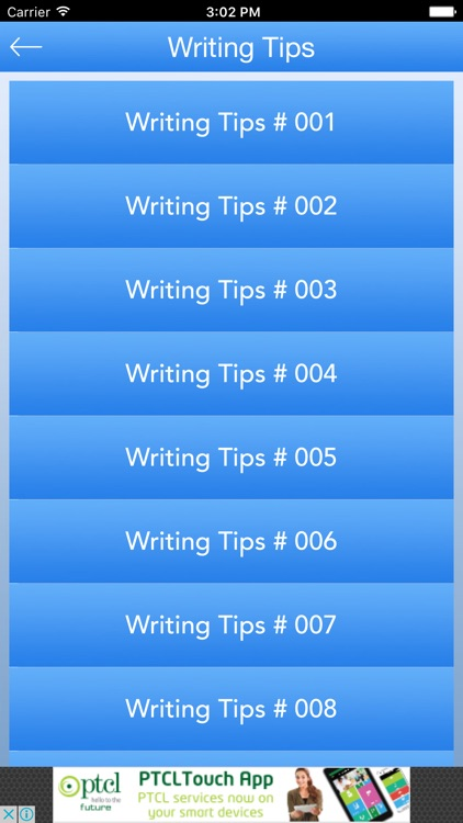 Learn How to Write - Writing Tips