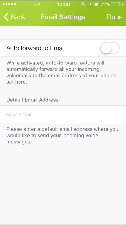 JOIN Voicemail screenshot-4