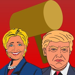 Whac-A-Prez: Featuring Donald Trump & Hillary Clinton in the 2016 Presidential Election