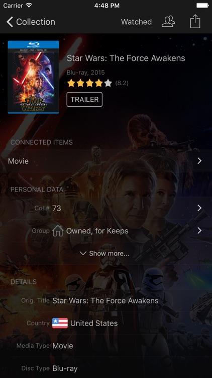 My Movies - Movie & TV screenshot-3