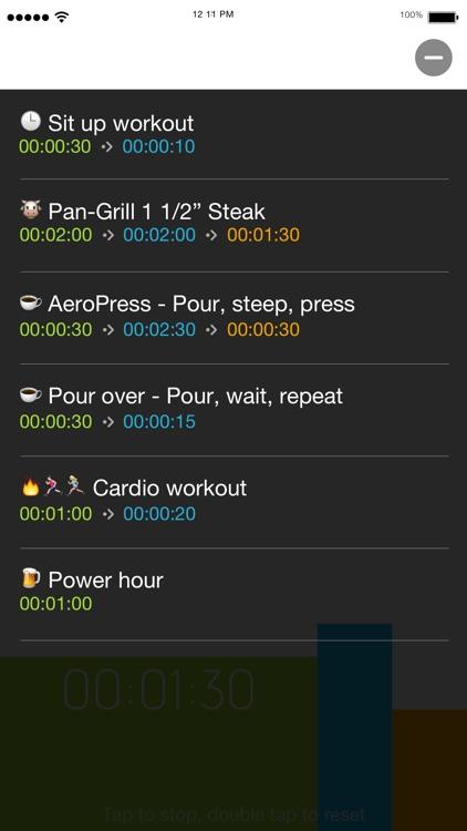 Simple Repeat Timer. screenshot-4