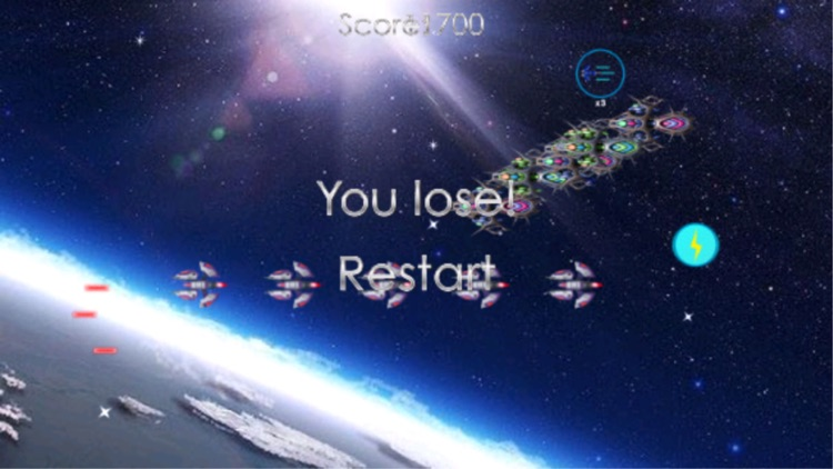 Space Trigger Fighting Fierce screenshot-3