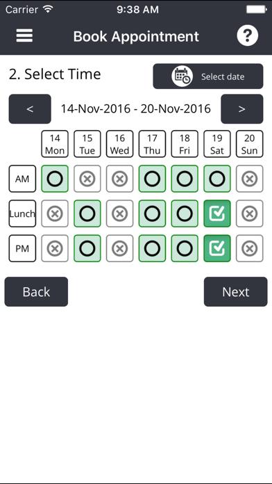Barracloughs screenshot four