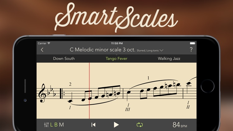 SmartScales - Backing Tracks screenshot-0