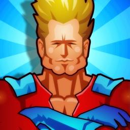 Busy Superhero