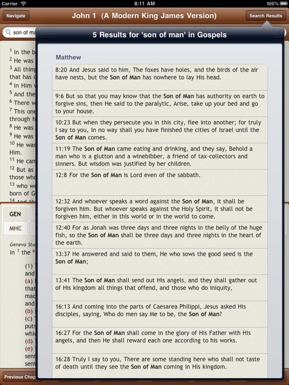 65 Bibles, Commentaries and Sermons screenshot-3