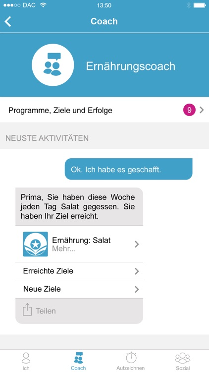 SanaHealth screenshot-1