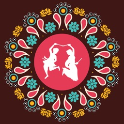 Navratri Stickers