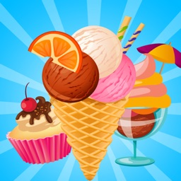 QCat - Toddler's Ice Cream  Game (free for preschool kid)