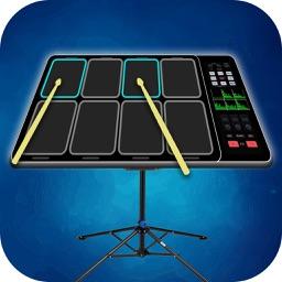 Electro Drum Pads DJ Music