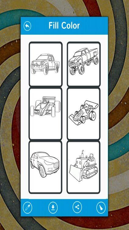 Supercar Coloring Pages For Kids And Adults