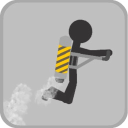 Stickman Flight