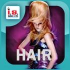 i.s. hair icon
