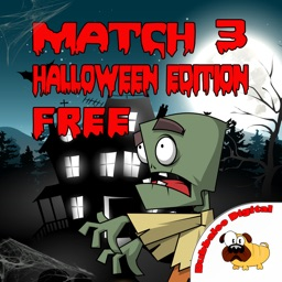 Match 3 - Halloween Edition Free