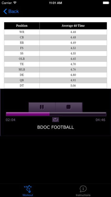 BDOC! FOOTBALL screenshot-4