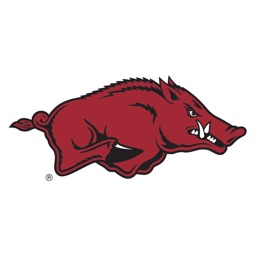 Arkansas Razorbacks Stickers for iMessage