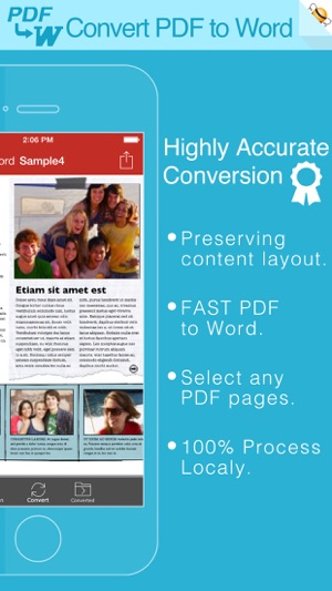 word converter to pdf ipad